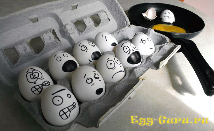 с какого возраста ребенку можно яйцо всмятку