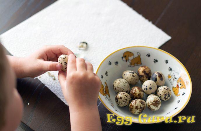 в каком возрасте ребенку можно давать яйца