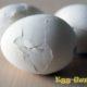 Как сварить яйцо вкрутую чтобы не треснуло