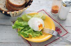 Яйцо пашот — польза