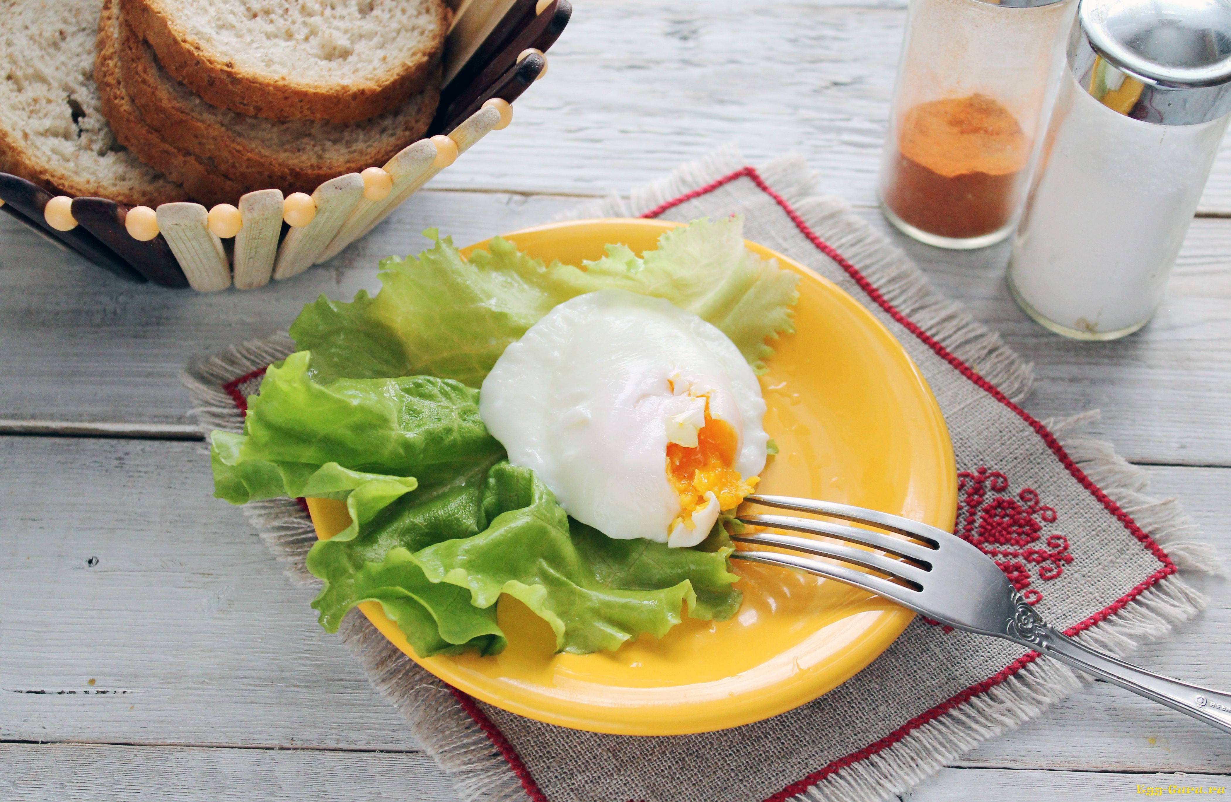 Польза яиц пашот