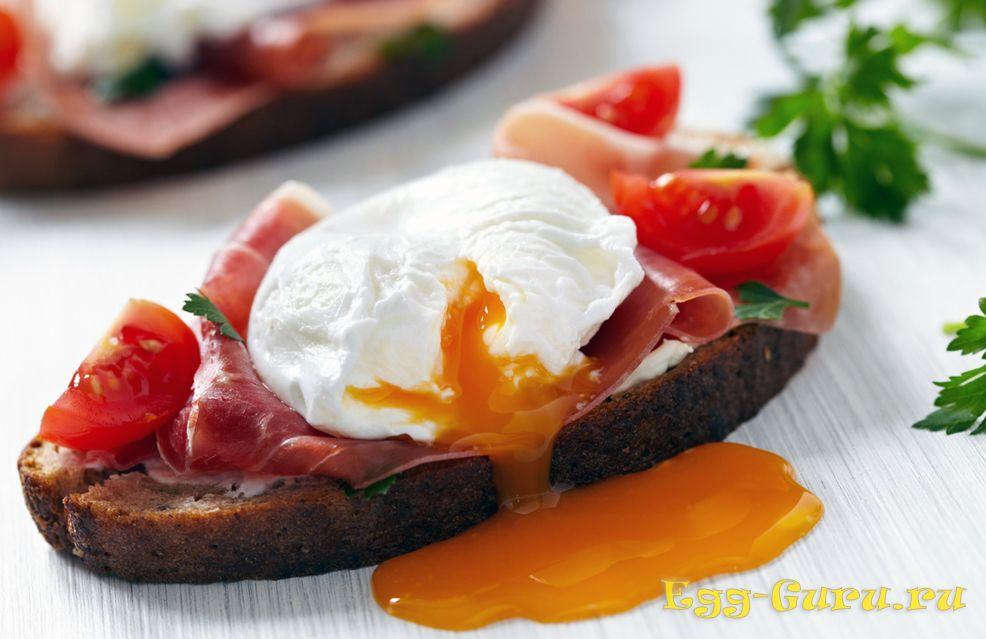 яйца пашот - польза продукта