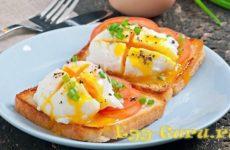 Какой главный ингредиент в завтраке яйца бенедикт