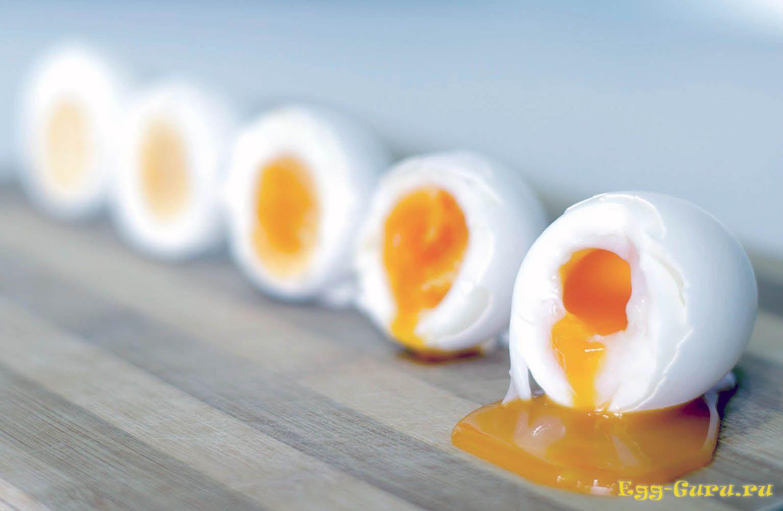 можно ли есть яйцо всмятку