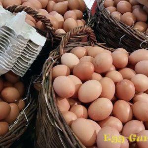 Куриные яйца 3 категории