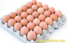 ГОСТ на куриное яйцо 1 категории