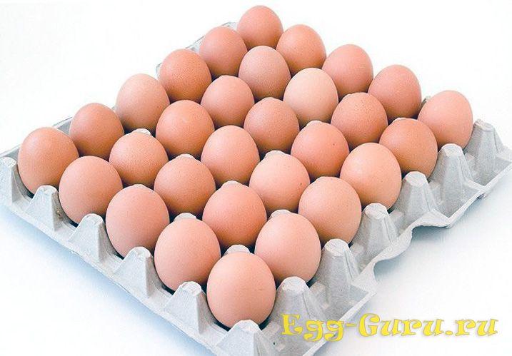 Масса яиц куриных 1 категории по ГОСТу