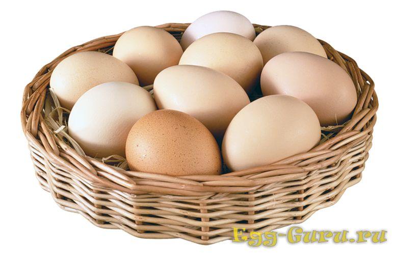 сколько весит яйцо 2 категории