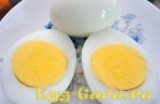 Как приготовить яйцо в мешочек в микроволновке