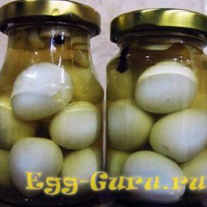 Как мариновать яйца