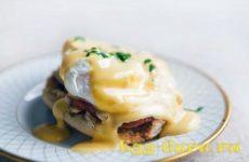 Рецепт яйца «Бенедикт» с голландским соусом