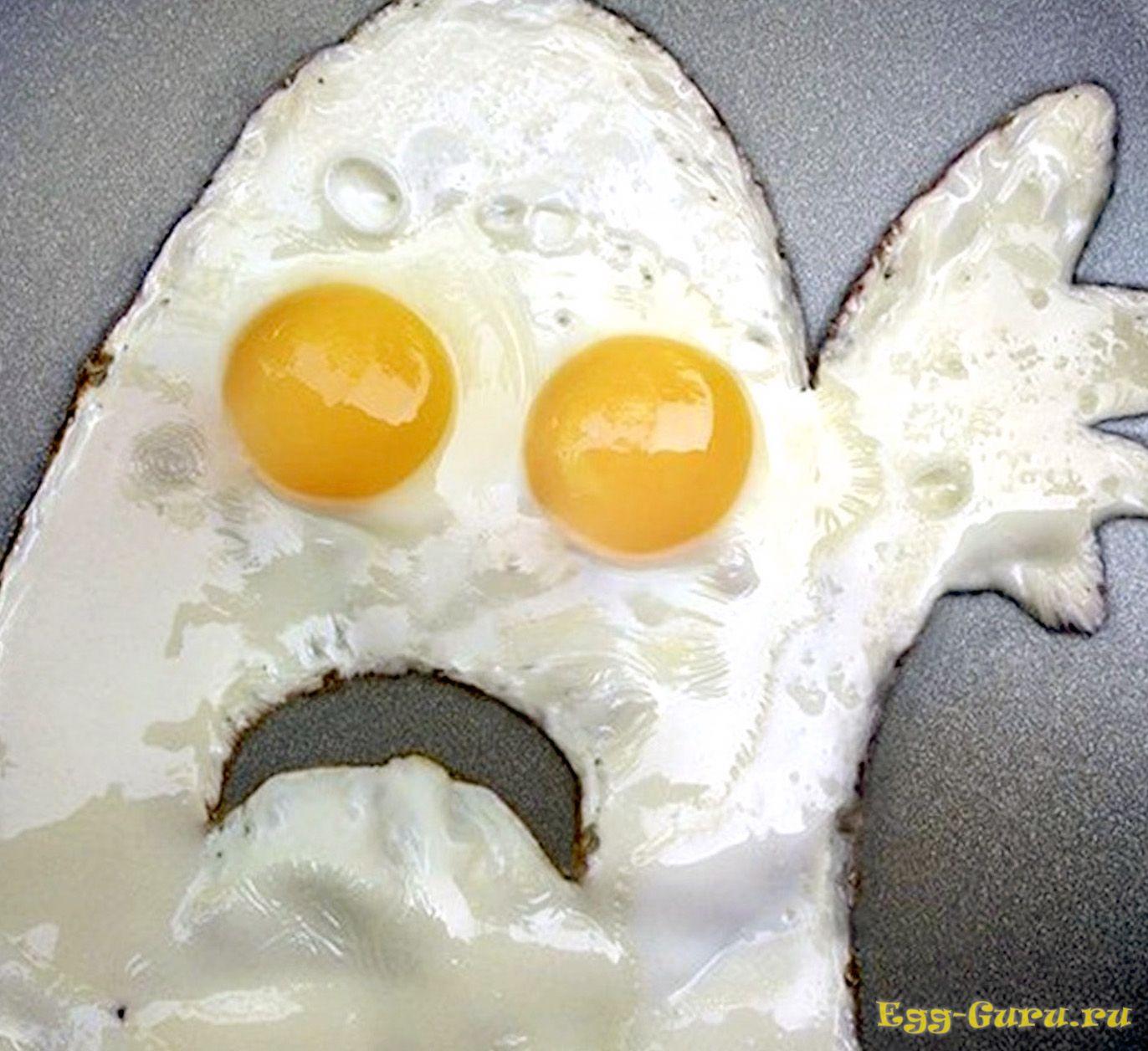 У яичницы имеются противопоказания