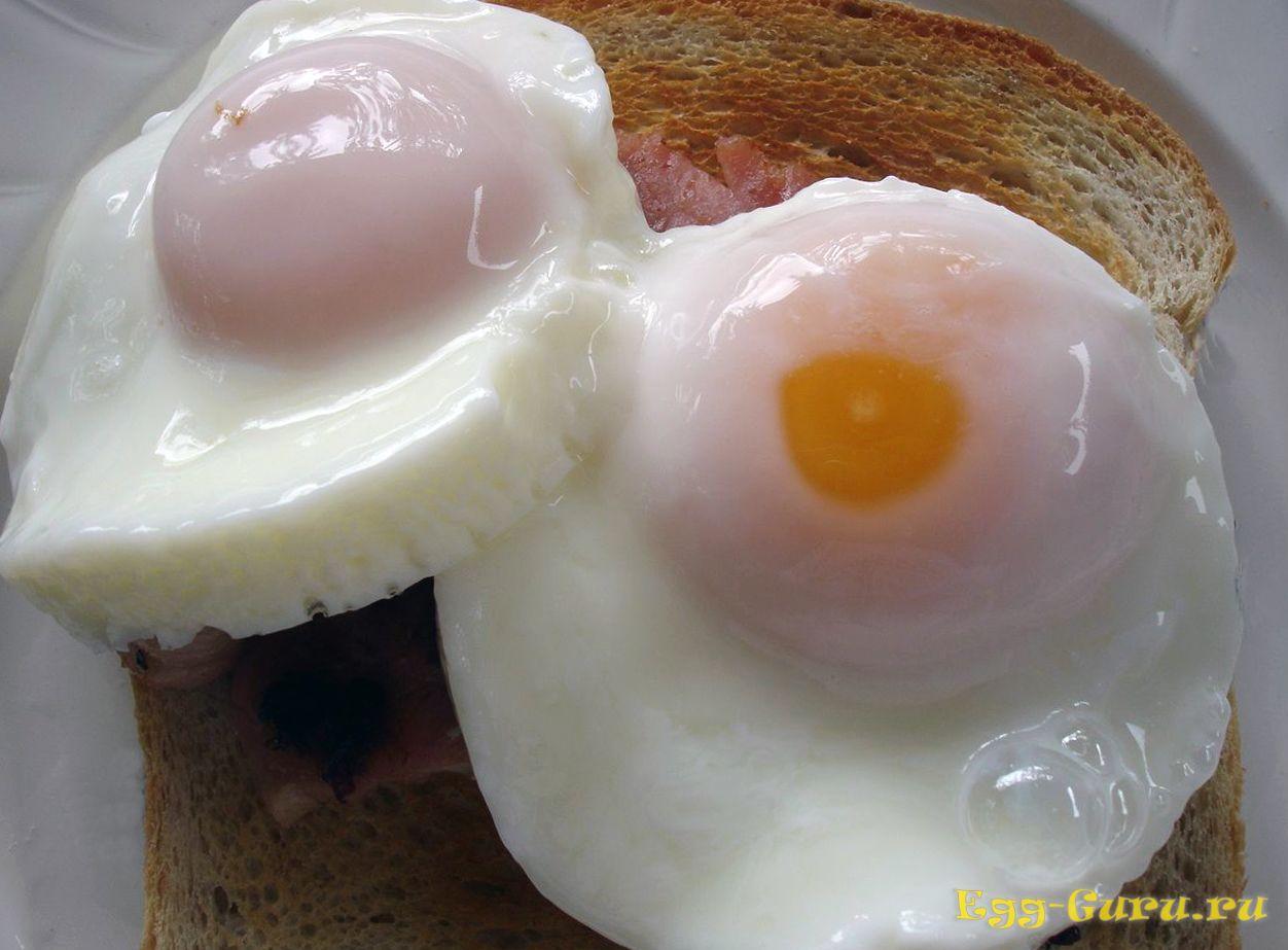 Яйца пашот