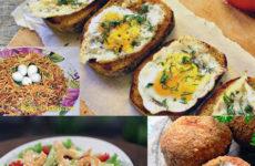 Рецепты из перепелиных яиц с фото