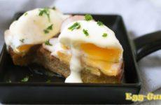 Яйца Бенедикт: пошаговый рецепт с фото
